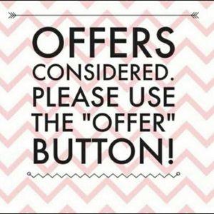 😁Make me an offer!